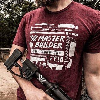 Vortex Optics Vortex T-Shirt - Master Builder