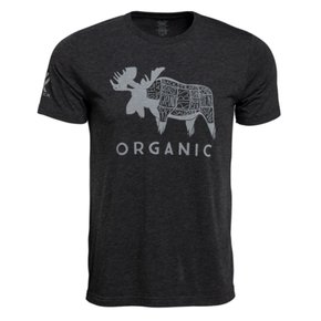 Vortex Optics Vortex T-Shirt Organic Moose