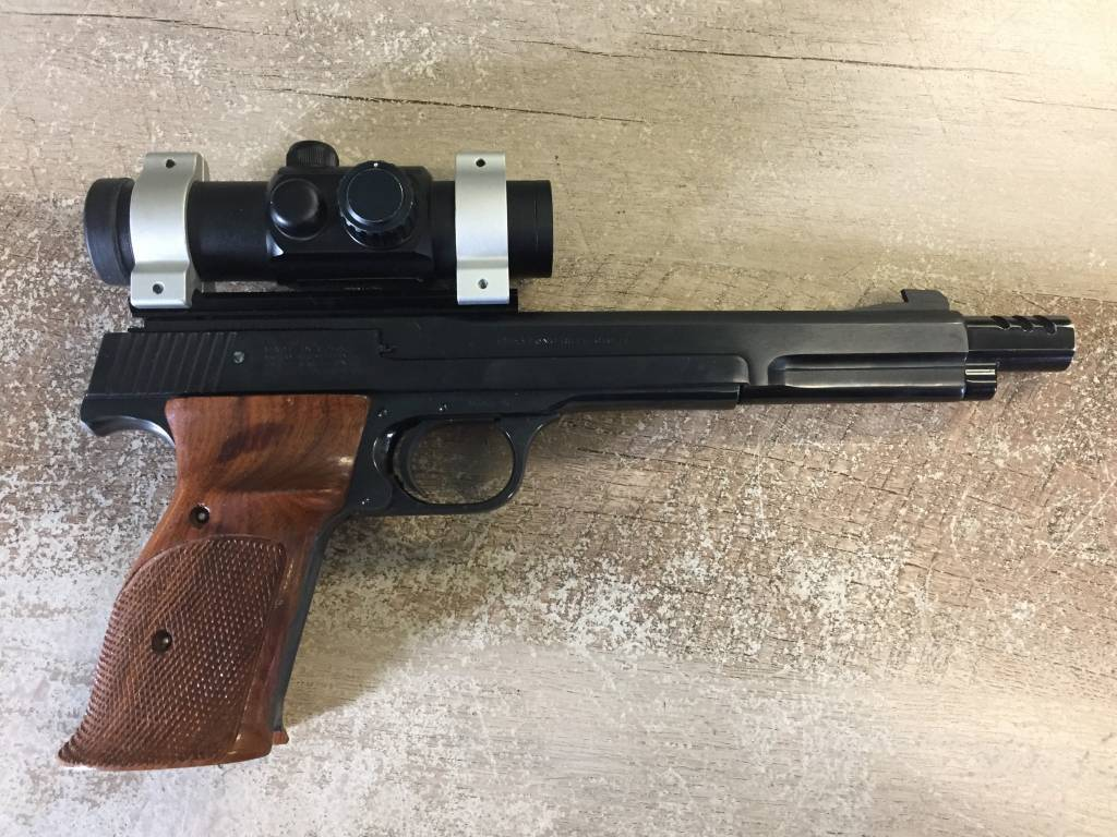 Smith & Wesson Model 41 22LR - Previously Enjoyed