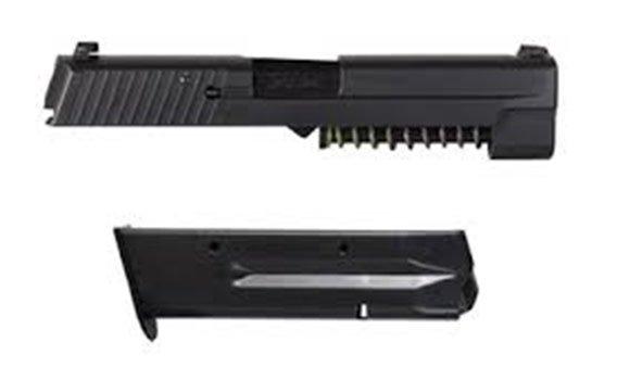 Sig Sauer SIG SAUER Parts, Conversion Kits - Caliber X-Change Kit, P226, 9mm, 10rds, Black