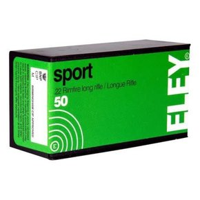 Eley Eley Sport .22LR, 40gr, Box of 50