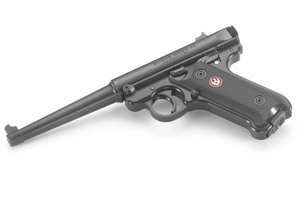 Ruger Ruger Mark IV Standard 22LR Blued