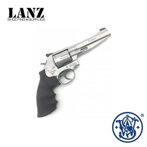 "Smith & Wesson Smith & Wesson Model 686 ""Raptor/Rappy"" Revolver, .357 Magnum, 5"" Barrel, 6 Rounds, Stainless"
