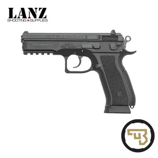 CZ CZ 75 SP-01 Phantom 9mm, 4.6""