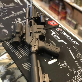 Non Restricted: Kel Tec SU16F 223 w/Bushnell Optic - Previously Enjoyed