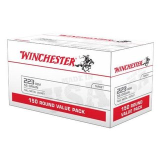 Winchester Winchester 223 55g 150 Round Value Pack