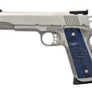 Colt USA Colt 1911 Gold Cup Trophy w/Fiber Optic Sights .45ACP, 5""