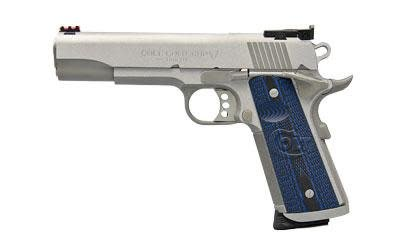 Colt USA Colt 1911 Gold Cup Trophy w/Fiber Optic Sights .45 ACP, 5""