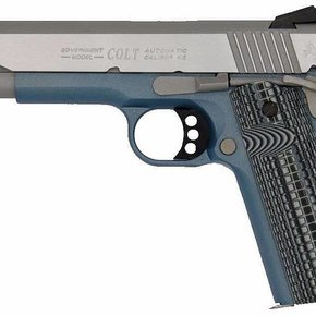 Colt USA COLT 1911 COMPETITION 5″ STS/BT 45 ACP PISTOL