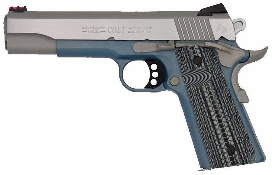Colt USA COLT 1911 COMPETITION 5″ STS/BT 45 ACP PISTOL