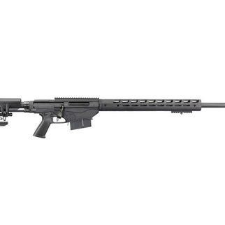 "Ruger Ruger Precision Gen3 Bolt Action Rifle, 338 Lapua Mag, 26"" Barrel, M-Lok Handguard, Nitrided Bolt, 5 Rounds"