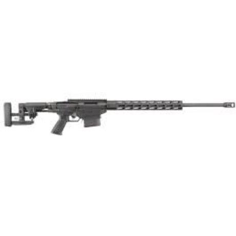 """Ruger Ruger Precision Gen3 Bolt Action Rifle, 6.5 Creedmoor, 24"""" Barrel, M-Lok handguard, Nitrided bolt, 10 Rounds"""