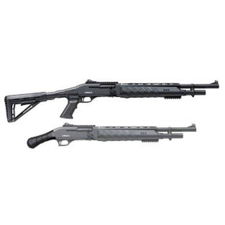 """Canuck Canuck Marauder Semi-Auto Shotgun 12 Gauge, 3"""", 19"""" Chrome Lined Barrel, 5+1, Telescopic Pistol Grip Stock and Regular Butt Stock"""