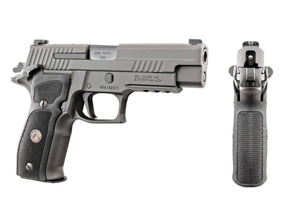 """Sig Sauer Sig Sauer P226 Legion Series, 9mm, 4.4"""" SAO"""