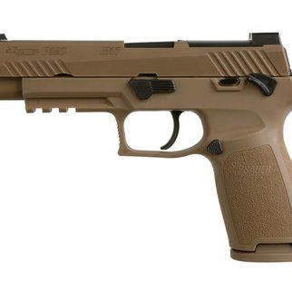 Sig Sauer Sig Sauer P320 M17 w/Manual Safety, 9mm, 4.7""