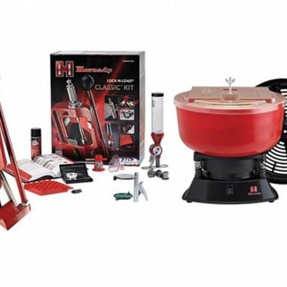 Hornady Hornady Lock-N-Load Classic Reloading Kit with Tumbler