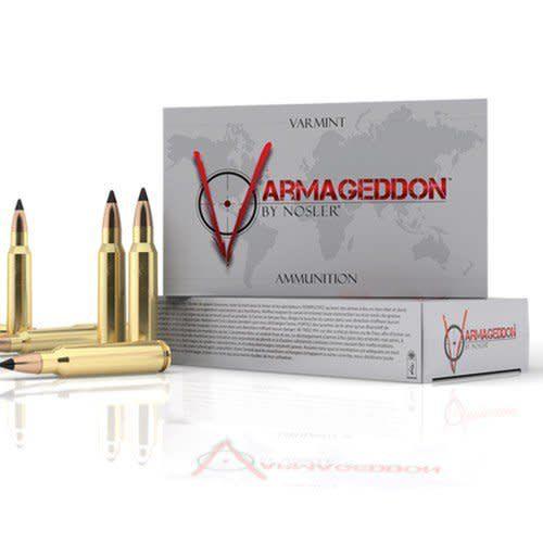 Nosler Nosler Varmint Armagedon 22-250 REM 55gr