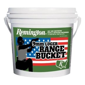 Remington Remington Range Bucket 9mm 115gr FMJ 350rds