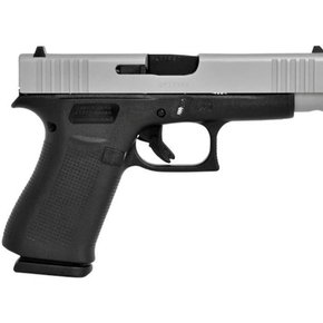 Glock Glock G48 9mm 106mm 10rd Fixed Sights 2-Tone