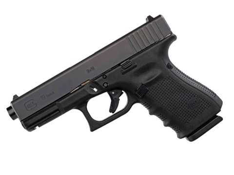 Glock Glock 19 Gen 4 Fixed Sight Canadian Edition 9mm