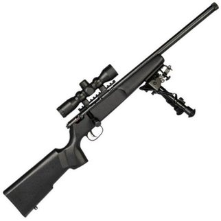 Savage Arms Savage RASCAL TARGET XP Rascal Target XP Scope & Bipod Combo, Bolt Action Rifle 22LR