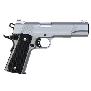 "Norinco Norinco NP29 M-1911A1 9mm Pistol 5"" Barrel Chrome"