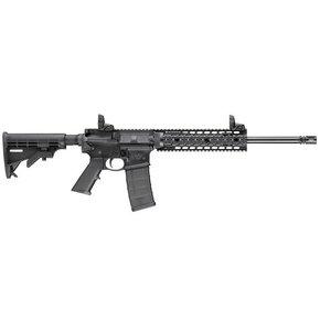 """Smith & Wesson Smith & Wesson M&P 15T Semi-Auto Rifle 5.56 NATO / 223, 16"""" Barrel 5 Rounds, Black"""