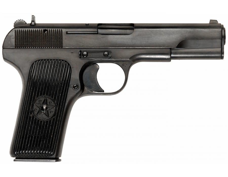 Soviet TT33 7.62x25MM with 7rd Mag
