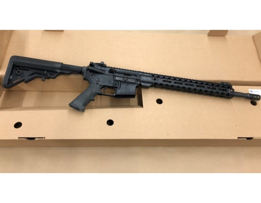 """Colt USA Colt LE6920-EPR Enhanced Patrol Semi-Auto Rifle, .223 Remington/5.56 NATO, 16.1"""" Barrel, 5 Rounds, Centurion Arms Rail"""