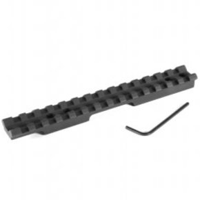 "EGW Savage Mark II (1-3/8"" Ejection Port) Picatinny Rail Scope Mount 20 MOA Ambidextrous"