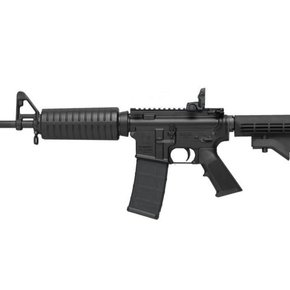 "Colt USA Colt M4 LE6933 Commando Semi-Auto Rifle, 5.56 NATO, 11.5"" Barrel, 5 Rounds"