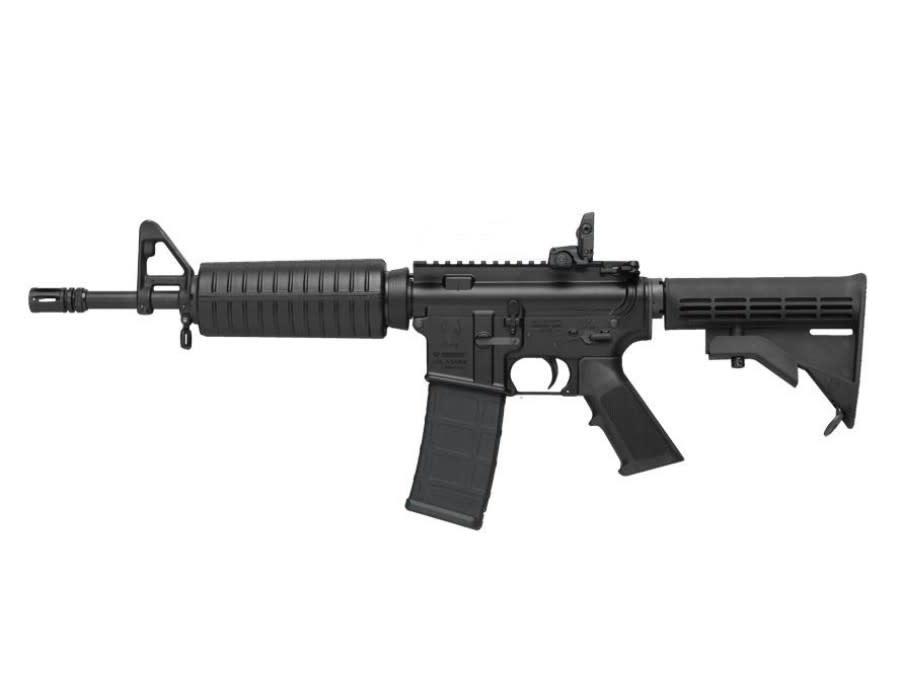 """Colt USA Colt M4 LE6933 Commando Semi-Auto Rifle, 5.56 NATO, 11.5"""" Barrel, 5 Rounds"""