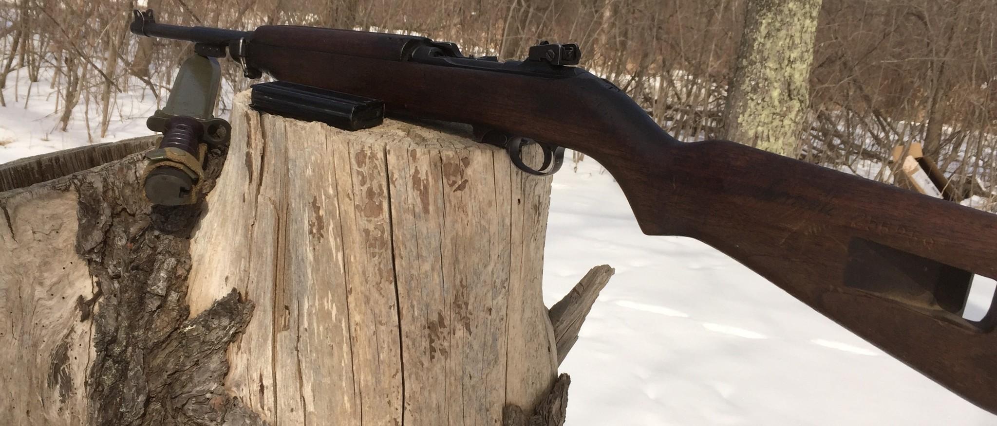 "Surplus M1 Carbine 18"" Barrel **restricted**"