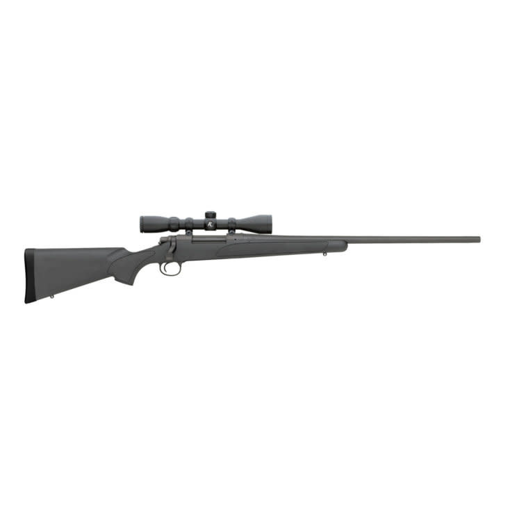 Remington Remington 700 ADL Synthetic Scoped Combo 243, Blued