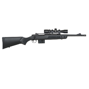 Mossberg SALE! Mossberg MVP Scout, 7.62 x 51mm/.308 Win, 16.25″ Barrel with VORTEX Optic Combo