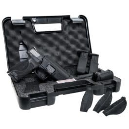 """Smith & Wesson Smith & Wesson M&P9 2.0 Carry & Range Kit, 9mm Semi-Auto Pistol, 4.25"""" Barrel, 10 Rounds"""