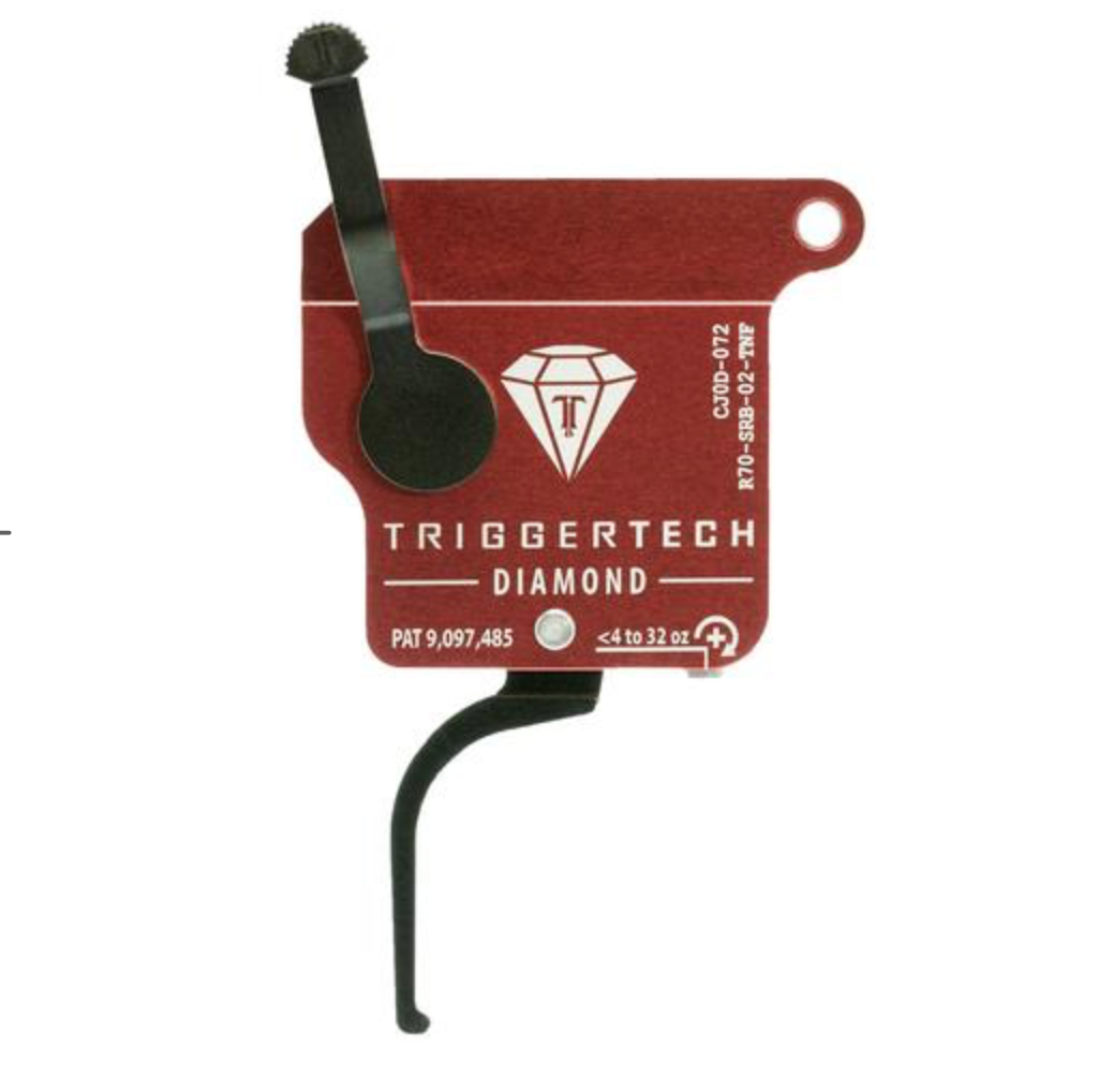 Trigger Tech Trigger Tech Remington Straight 700 Diamond Trigger
