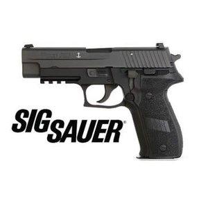 """Sig Sauer P226 MK25-10 'Navy' Semi-Auto Pistol, 9mm, 10 Round, 4.4"""" Barrel, SIGLITE Night Sights, Black"""