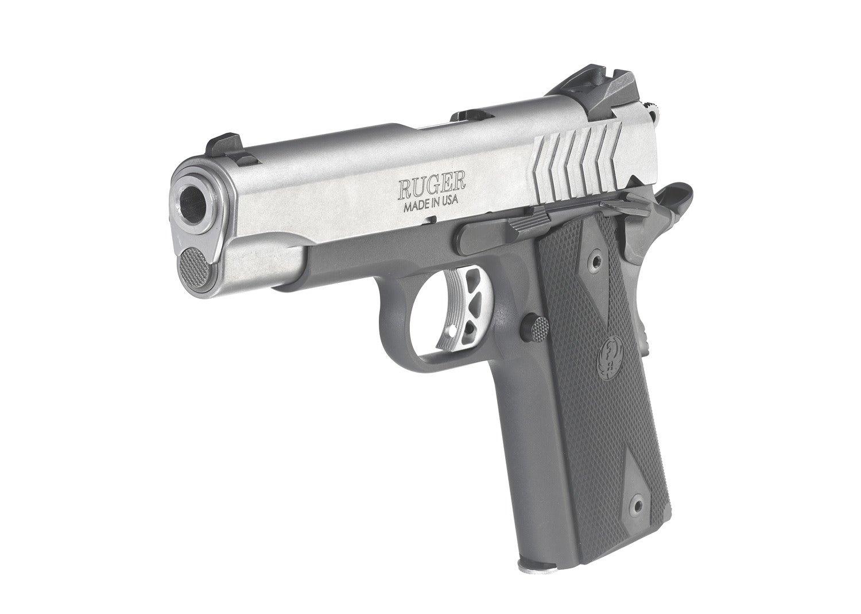 Ruger Ruger SR1911 Centerfire Pistol 9MM Skeletonized Trigger