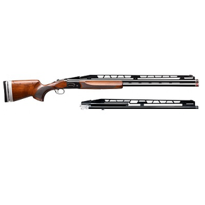 Canuck Canuck, Trap Over/Under Shotgun, 12 Gauge, 2-3/4″, 32″ & 32″ Barrel Combo