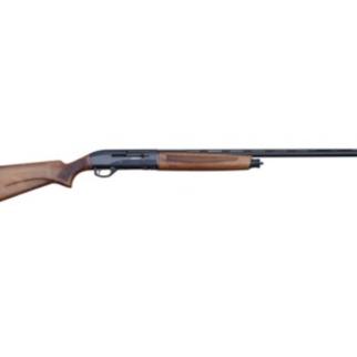 "Canuck Hunter Semi-Auto Shotgun, 410 Bore, 26"" Barrel, Walnut Stock, Black Receiver and Bolt"