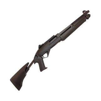 "Benelli Benelli SuperNova Tactical Pump 12 Gauge with 14"" Barrel and Collapsible Stock"