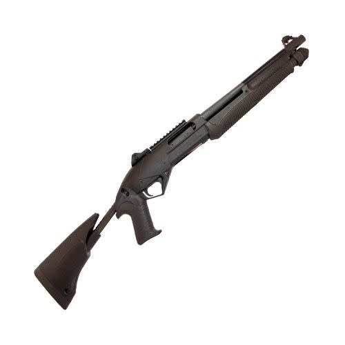 """Benelli Benelli SuperNova Tactical Pump 12 Gauge with 14"""" Barrel and Collapsible Stock"""