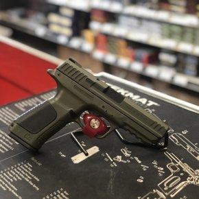 Girsan MC28 (military green) 9mm - Previously Enjoyed