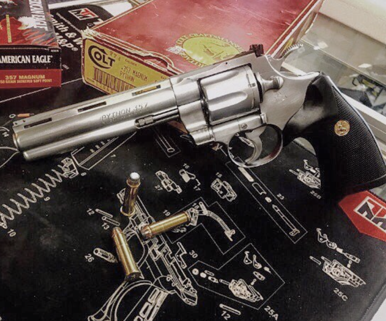 Colt Python .357 - Previously Enjoyed