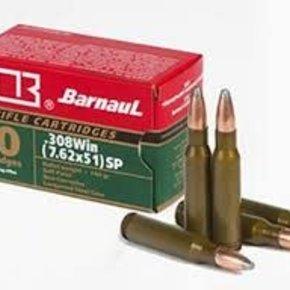 Barnaul Barnaul .308 Win, 145gr, FMJ, Box of 20