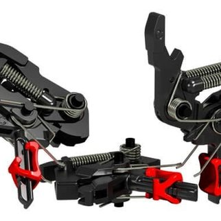 HIPERTOUCH® COMPETITION, AR15/10 TRIGGER ASSEMBLY