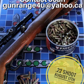 Battleship 22LR Rifle Shoot - August 17th