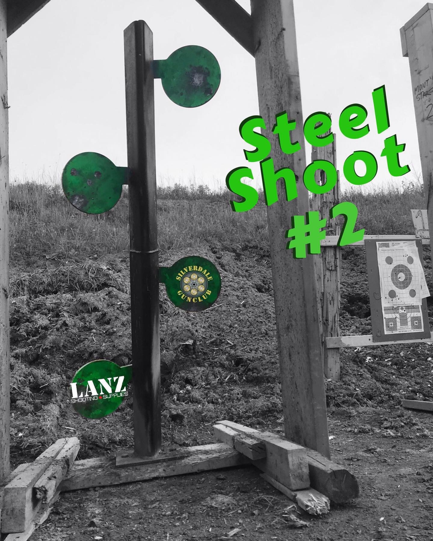 Steel Shoot - August 18th