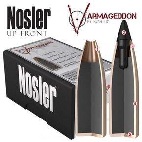 Nosler NOSLER 22 CAL/40 GR/FB TIPPED BULLETS